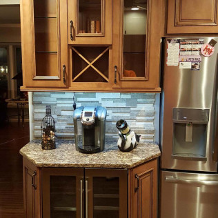 Kitchen remodeling services with custom kitchen cabinets in the Clarksboro, Mullica Hill and East Greenwich, NJ